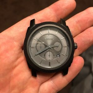 Fossil watch. W/o band.